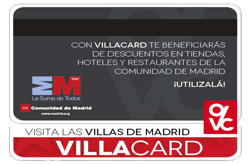 Tarjeta Descuentos VillaCard