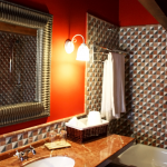 Hotel Rural Chinchon Casa Convento baño Misericordia
