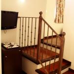 Hotel Rural Chinchon Casa Convento Sra Paraiso Escaleras