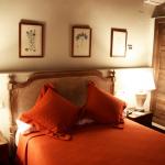 Hotel Rural Chinchon Casa Convento Paraiso Cama