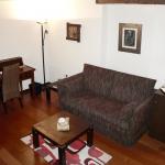 Hotel Rural Chinchon Casa Convento Salon Rosario