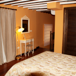 Hotel Rural Chinchon Casa Convento Gracia Habitacion